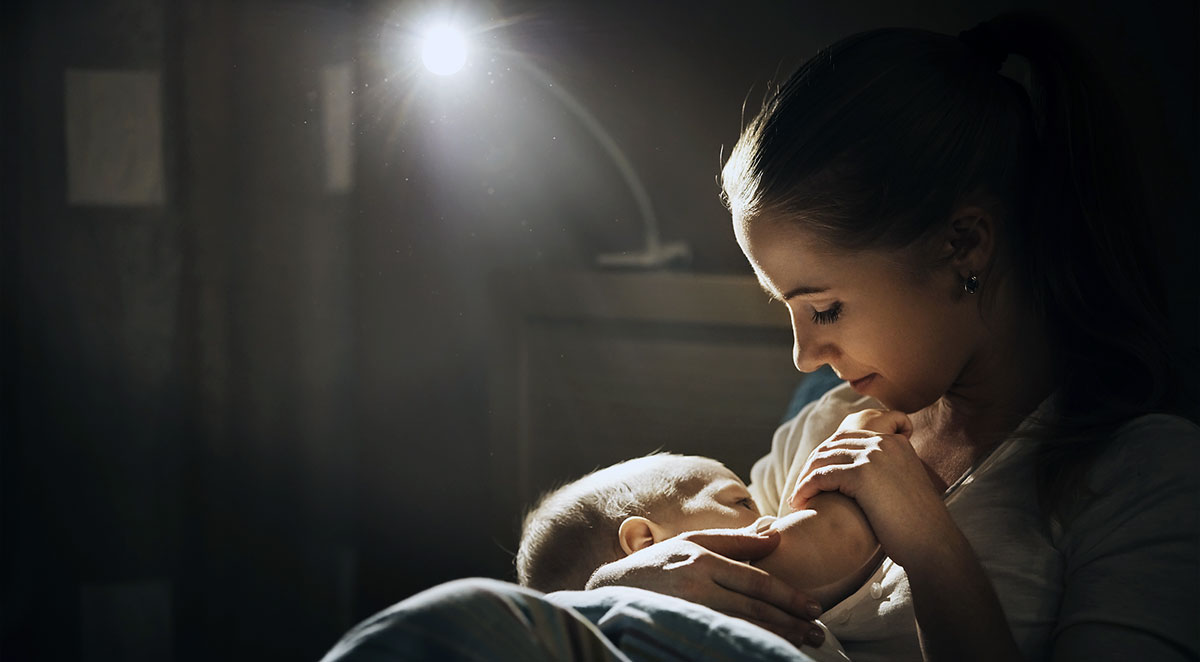 Why is Breastfeeding So Important?